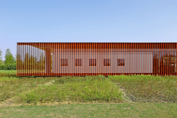 Kunshan Visitor Center / Vector Architects, © Su shengliang