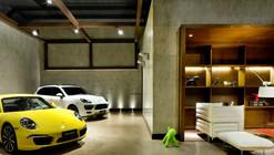Showroom Eurobike - Porsche / 1:1 arquitetura:design