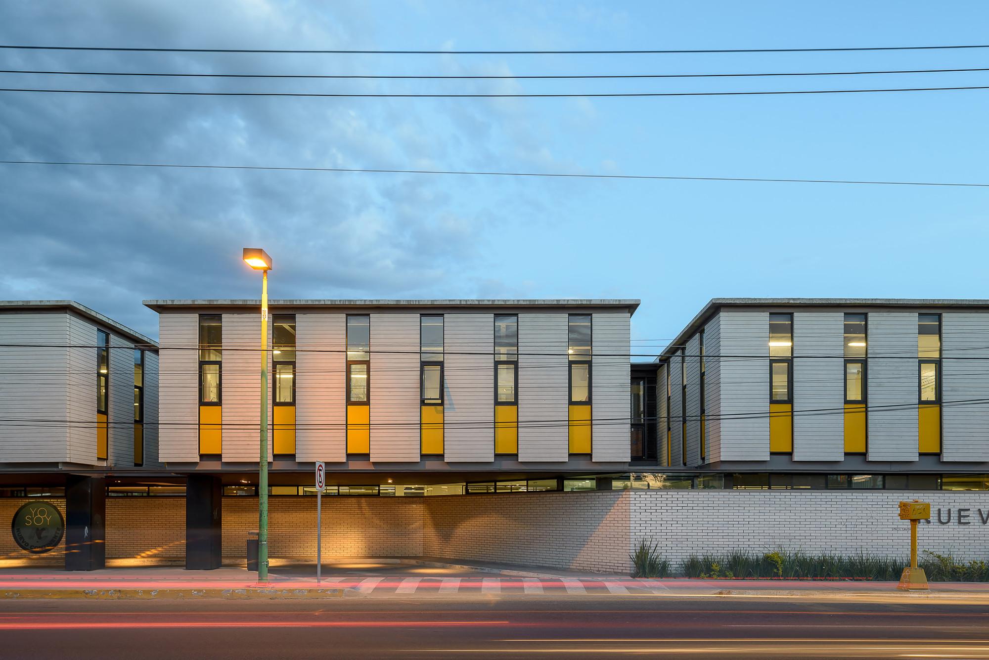Pre-School Building / Miguel Montor, © Moritz Bernoully