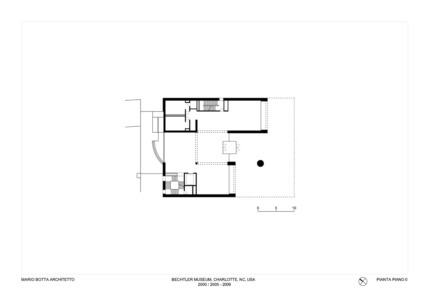 Gallery of Bechtler Museum of Modern Art / Mario Botta - 15