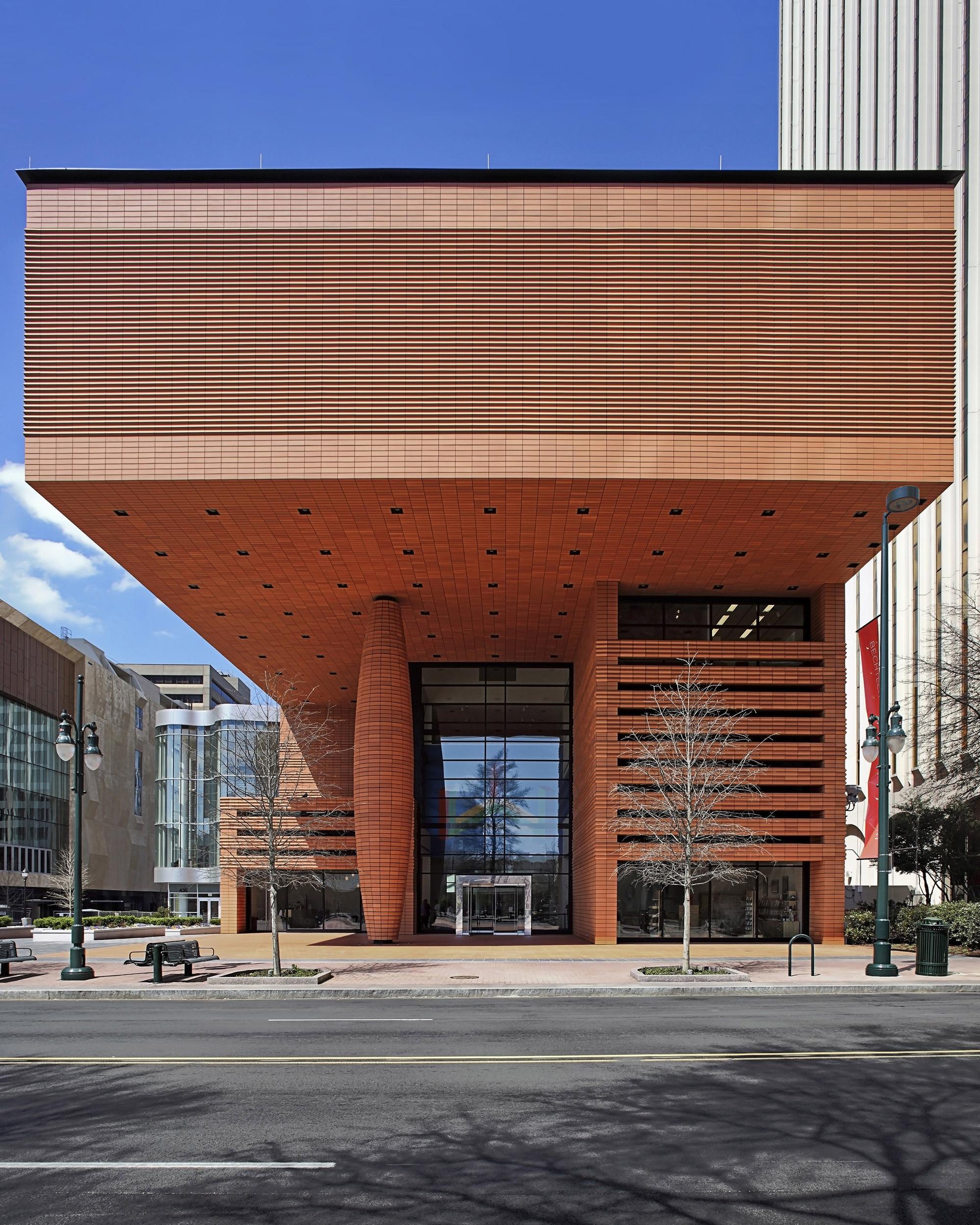 Gallery of Bechtler Museum of Modern Art / Mario Botta - 7