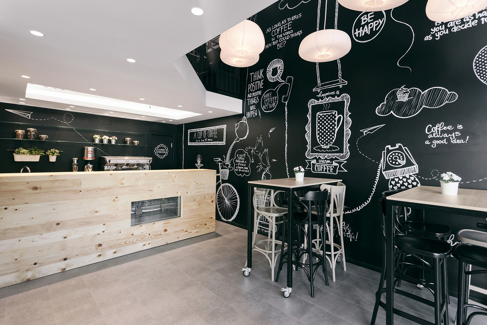 Stock Coffee / Arhitektura Budjevac, © Andreja Budjevac