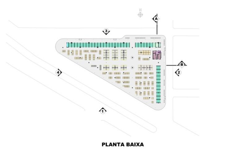Planta Baixa - Térreo