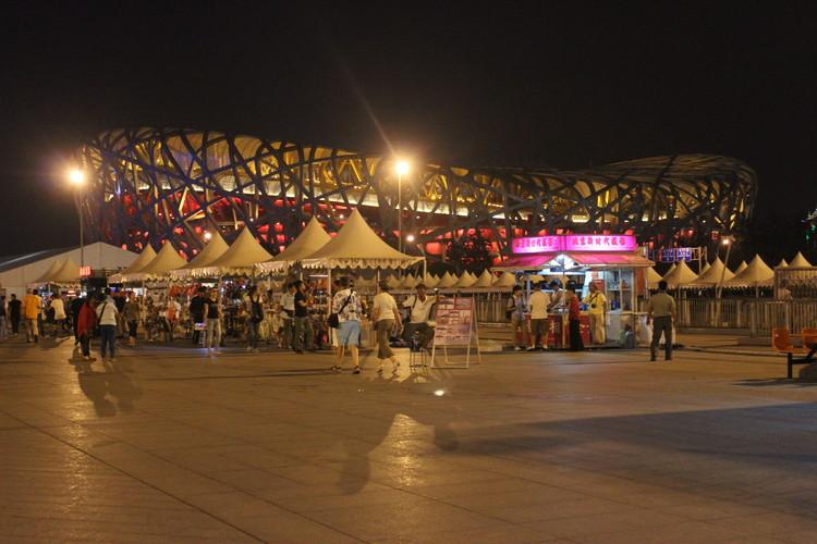 Estadio Olímpico de Beijing en la actualidad. Image © Valentina Ramírez
