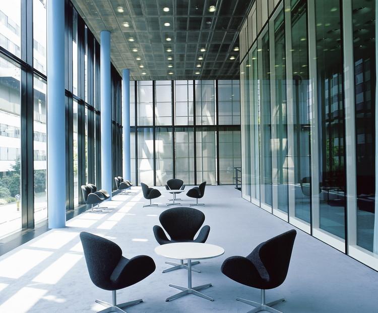 Silla The Swan / Arne Jacobsen