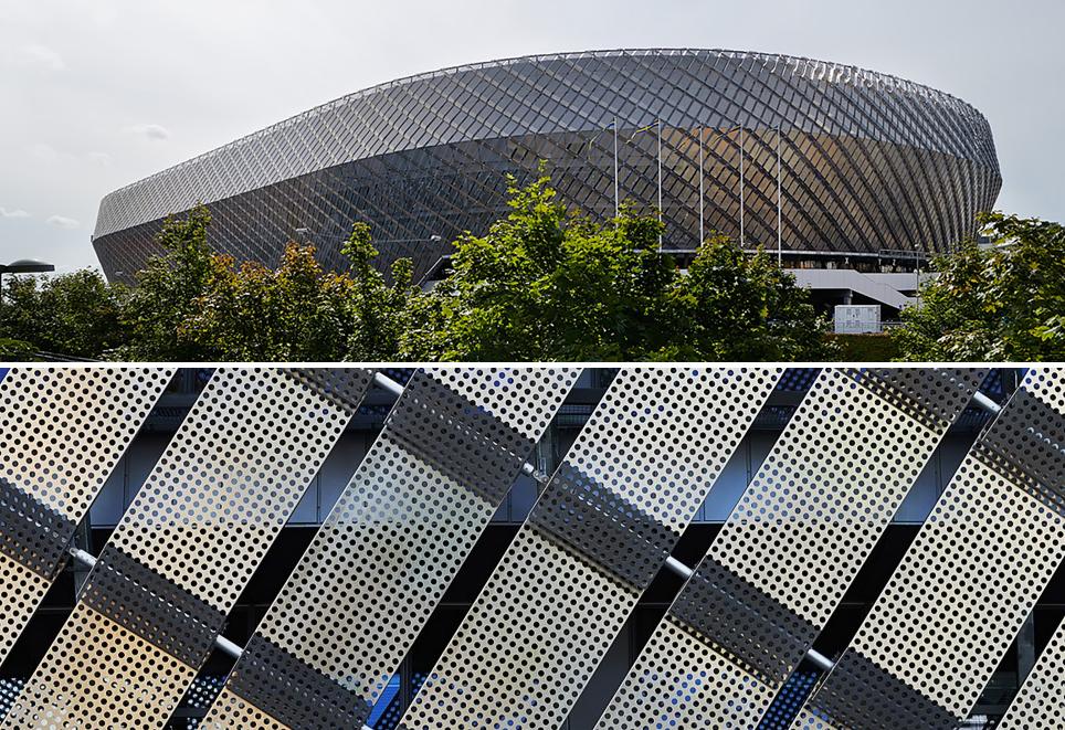 Arena Tele2 / White arkitekter . Image © Åke E:son Lindman