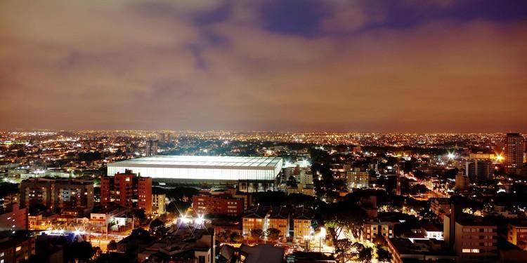 Arena Club Atlético Paranaense. Image © CAP S/A e carlosarcosarquite(c)tura (Luciano Machin Barriola)