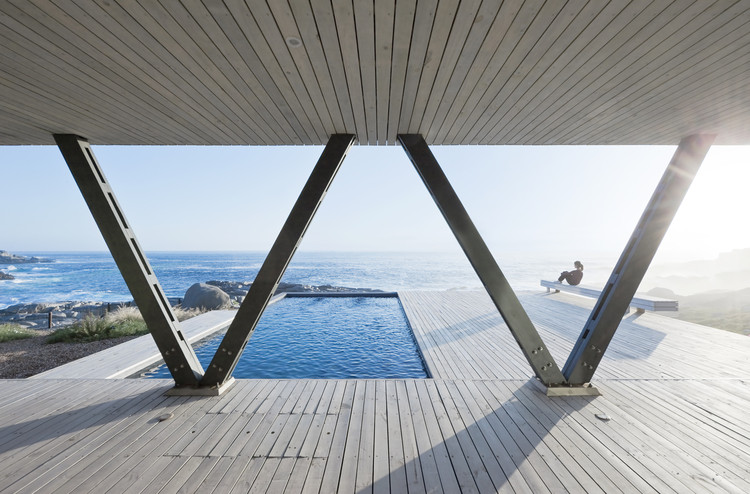 Casa Rambla / LAND Arquitectos, © Sergio Pirrone