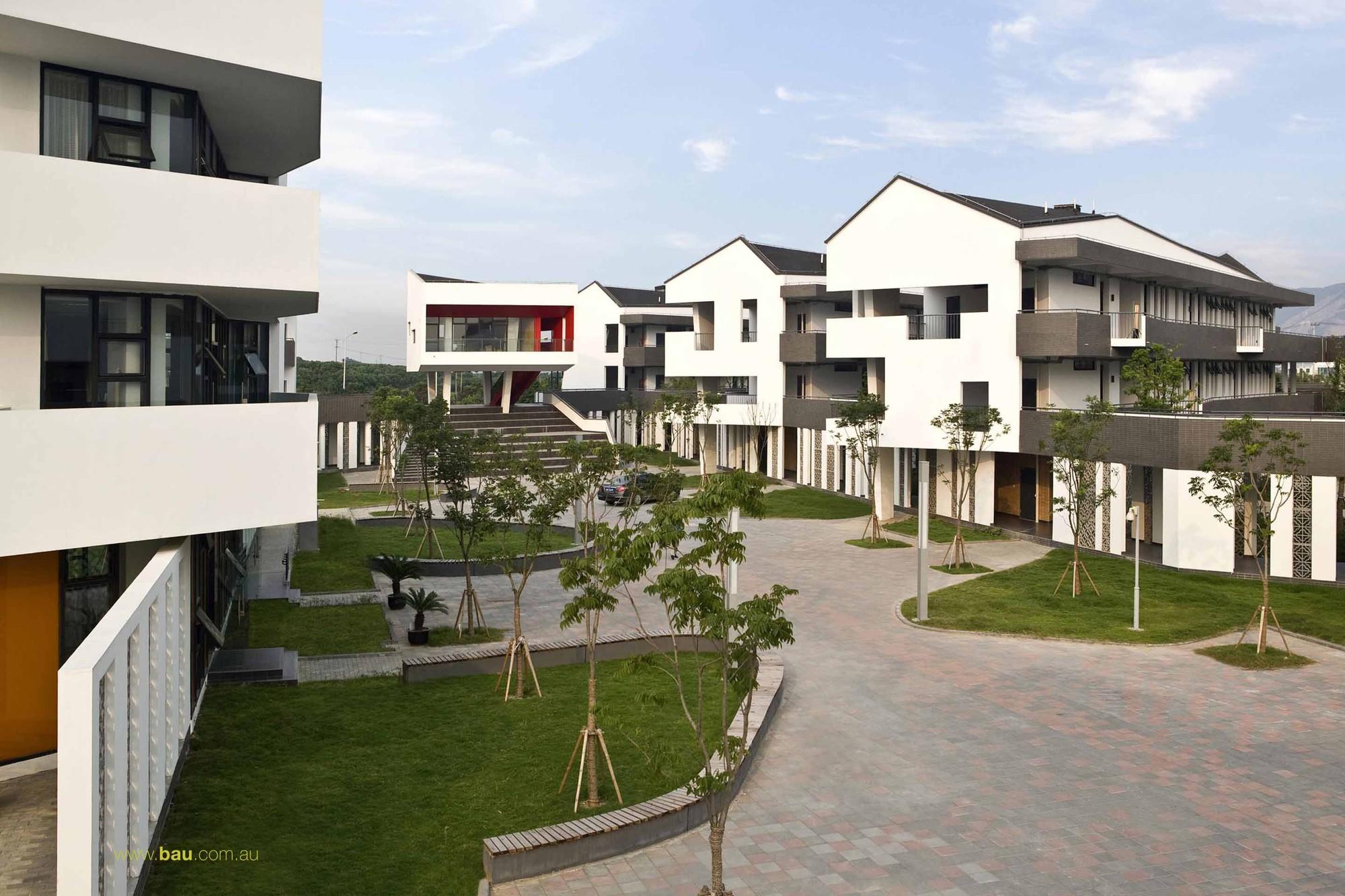 Suzhou School / BAU Brearley Architects + Urbanists, © Shu He