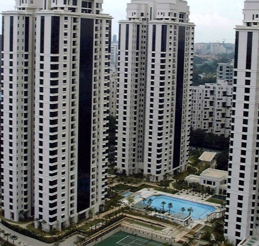 Ardmore Park Block One, Two and Three, Singapore. Image via Imgur