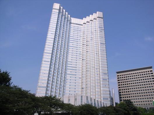 Grand Prince Hotel Akasaka, Tokyo. Image Courtesy of Wikimedia