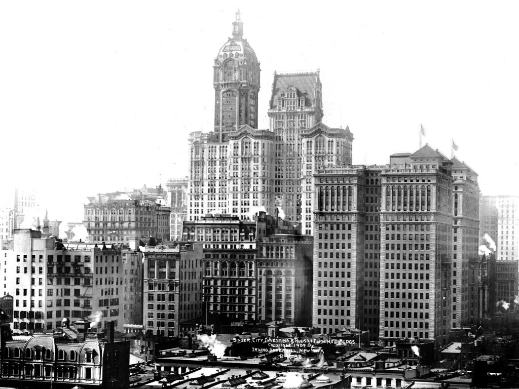 City Investing Building, New York City. Image Courtesy of Wikimedia