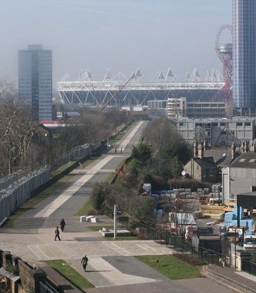 One proposal made by the report is to funnel transport money into 'active transport' routes, such as the Hackney Greenway which was created as part of the London Olympic Legacy. Image © Flickr CC User Andy Wilkes