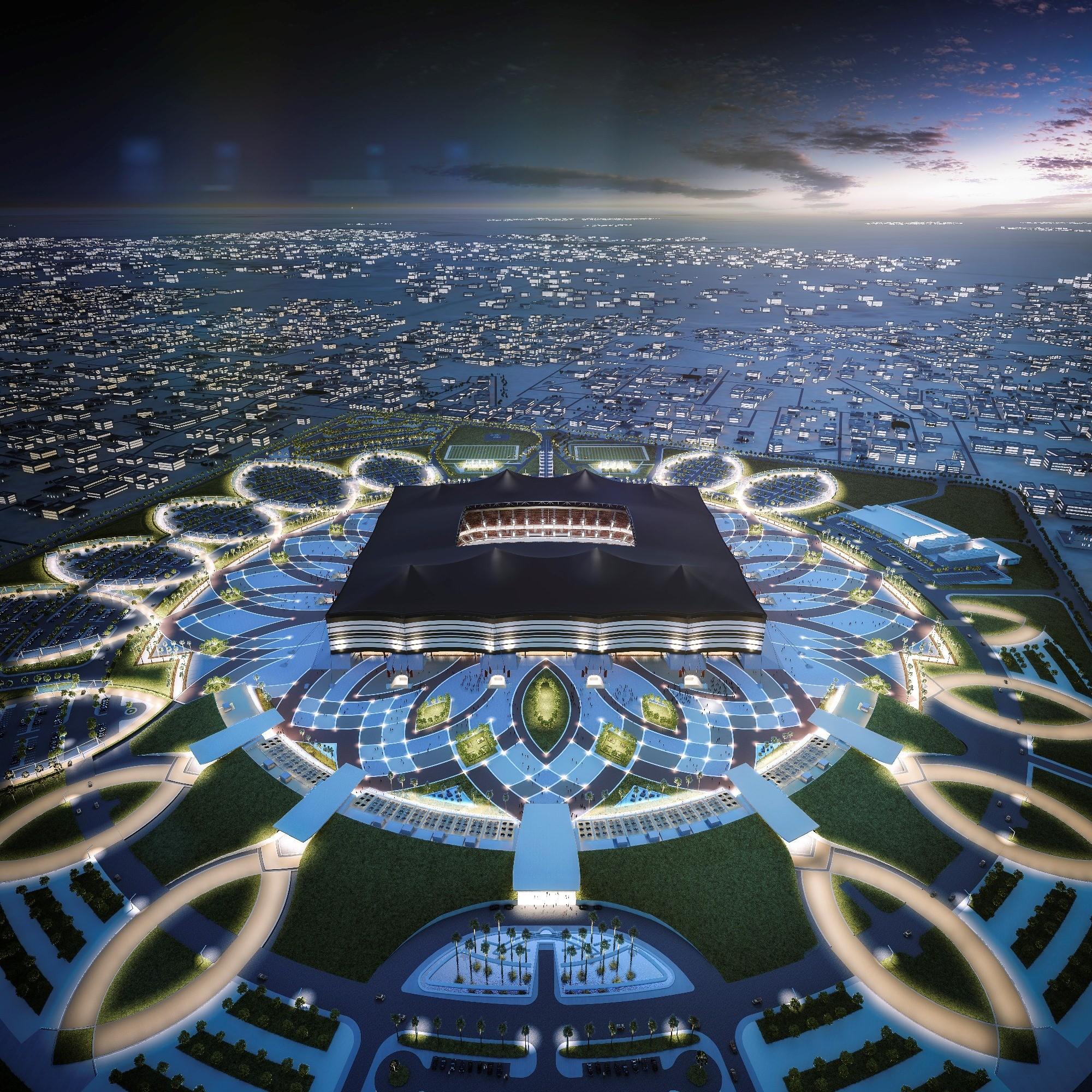 Cortesía del Comité Supremo para el Desarrollo y Herencia para Qatar 2022