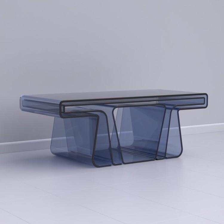 Conjunto de mesas Treforma / Jason Phillips