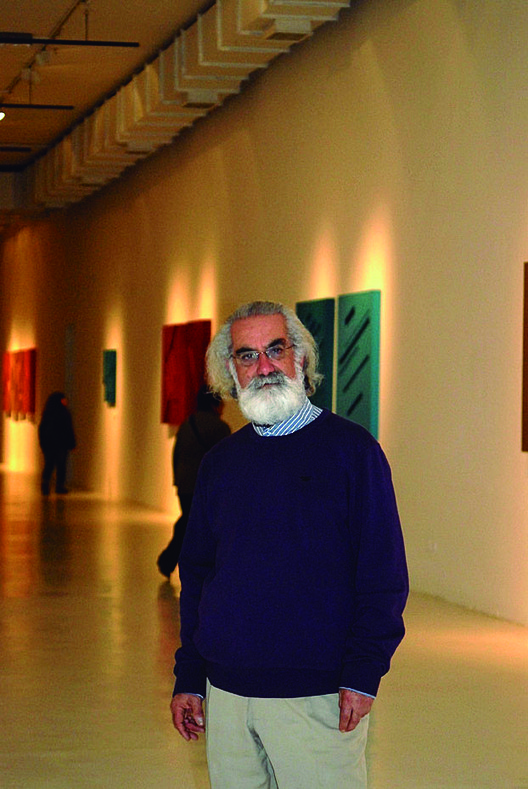 Francisco Rivera Scott. Image © Revista de Los Jaivas