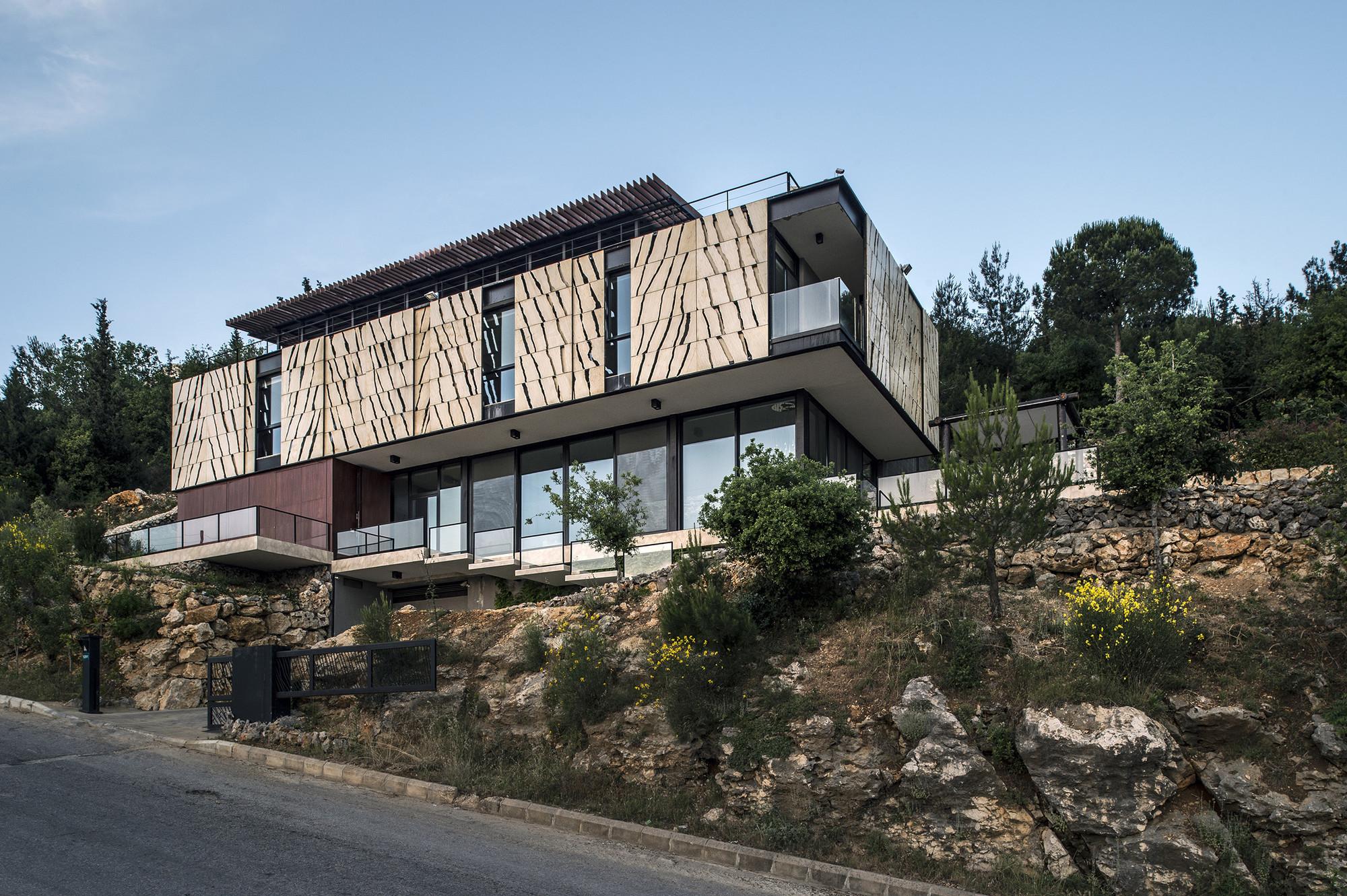 Tahan Villa / BLANKPAGE Architects, © Ieva Saudargaitė