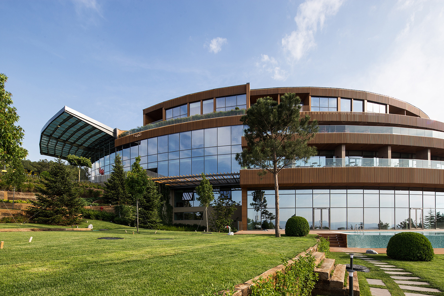 Gallery of skisehir Hotel and Spa / GD rchitecture - 19 - ^
