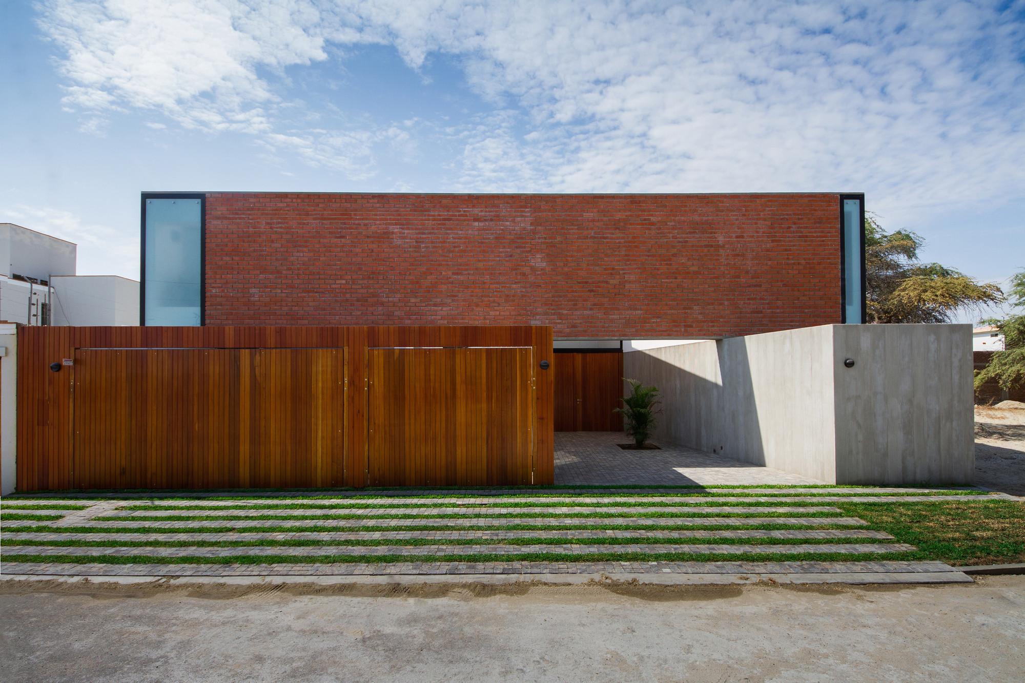 House lb piura riofrio rodrigo arquitectos archdaily - Casas de arquitectos ...