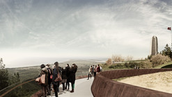 Özer/Ürger Architects + ON Design Take Third Place in Gallipoli National Park Competition
