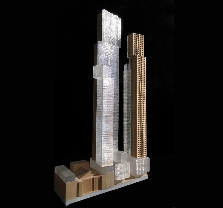 Cortesía de Mirvish Enterprises, Gehry Partners, LLP y Projectcore Inc.
