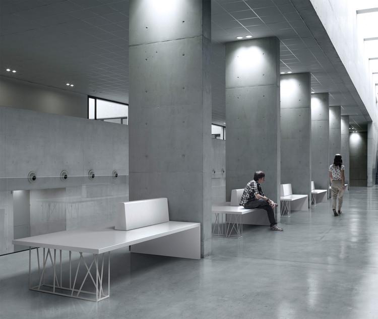 Mobiliario para Bibliotecas / AGV Estudio