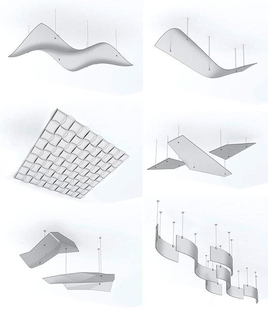 Cielos / Modelo Shapes