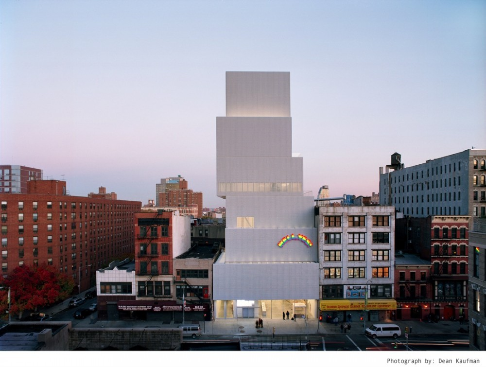 New Art Museum / SANAA. Image © Dean Kaufman