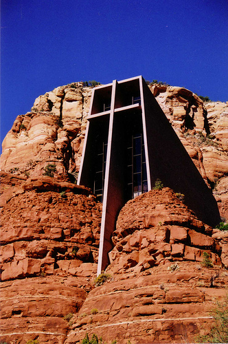 Chapel of the Holy Cross / Richard Hein. Imagen © Loredana Sava