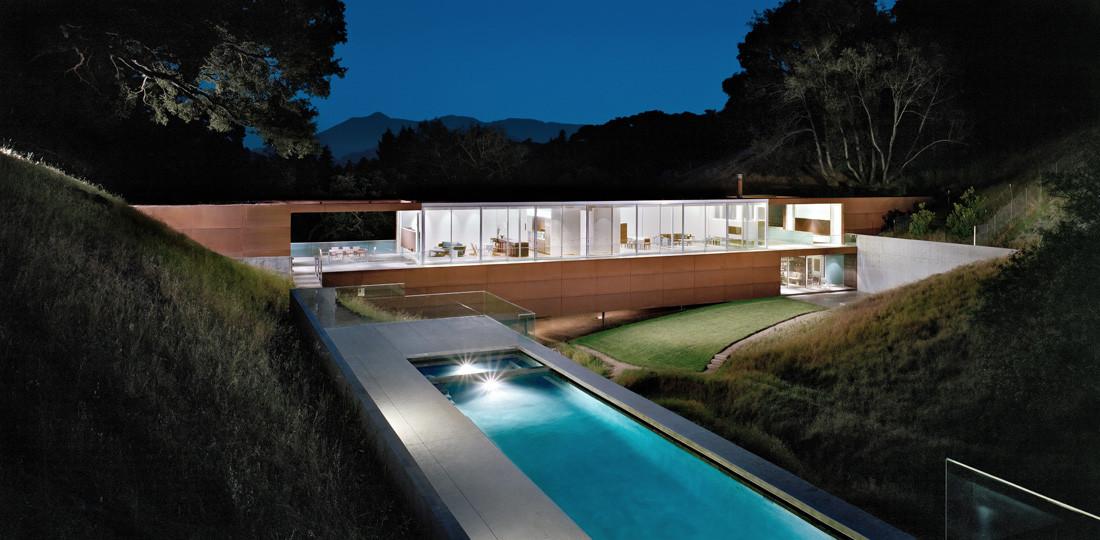 Bridge House / Stanley Saitowitz | Natoma Architects. Imagen Courtesy of Stanley Saitowitz | Natoma Architects