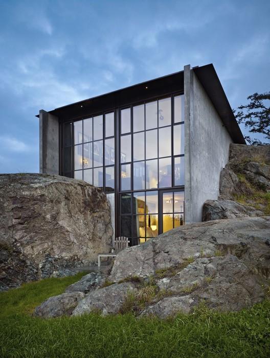 The Pierre / Olson Kundig Architects. Image © Benjamin Benschneider