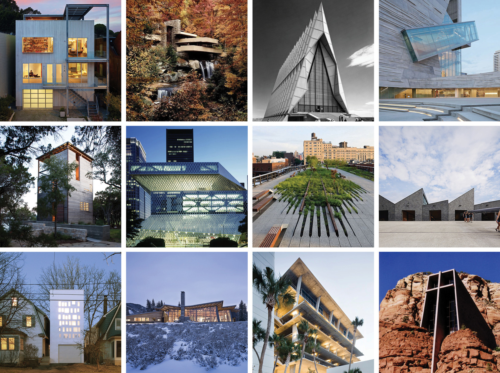 ArchDaily Editors Select: Our Favorite Projects in the USA