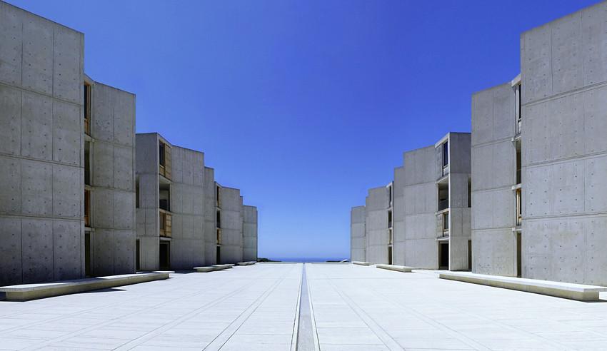 AD Classics: Salk Institute / Louis Kahn. Image © Liao Yusheng