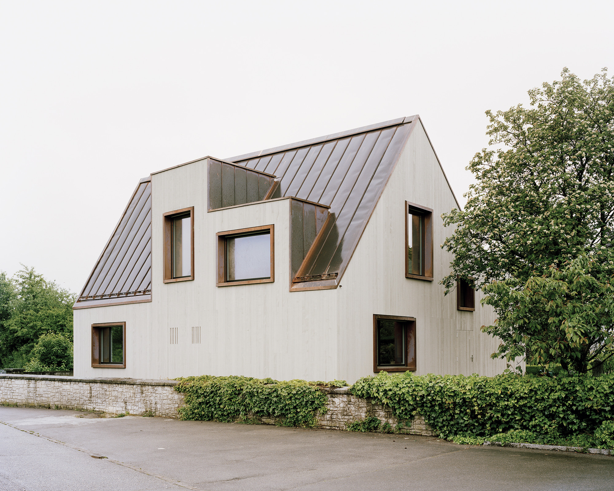 Community Centre for Evangelical Reformed Church in Würenlos / Menzi Bürgler Architekten, © Rasmus Norlander