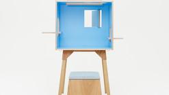 Escritorio y piso Koloro / Torafu Architects