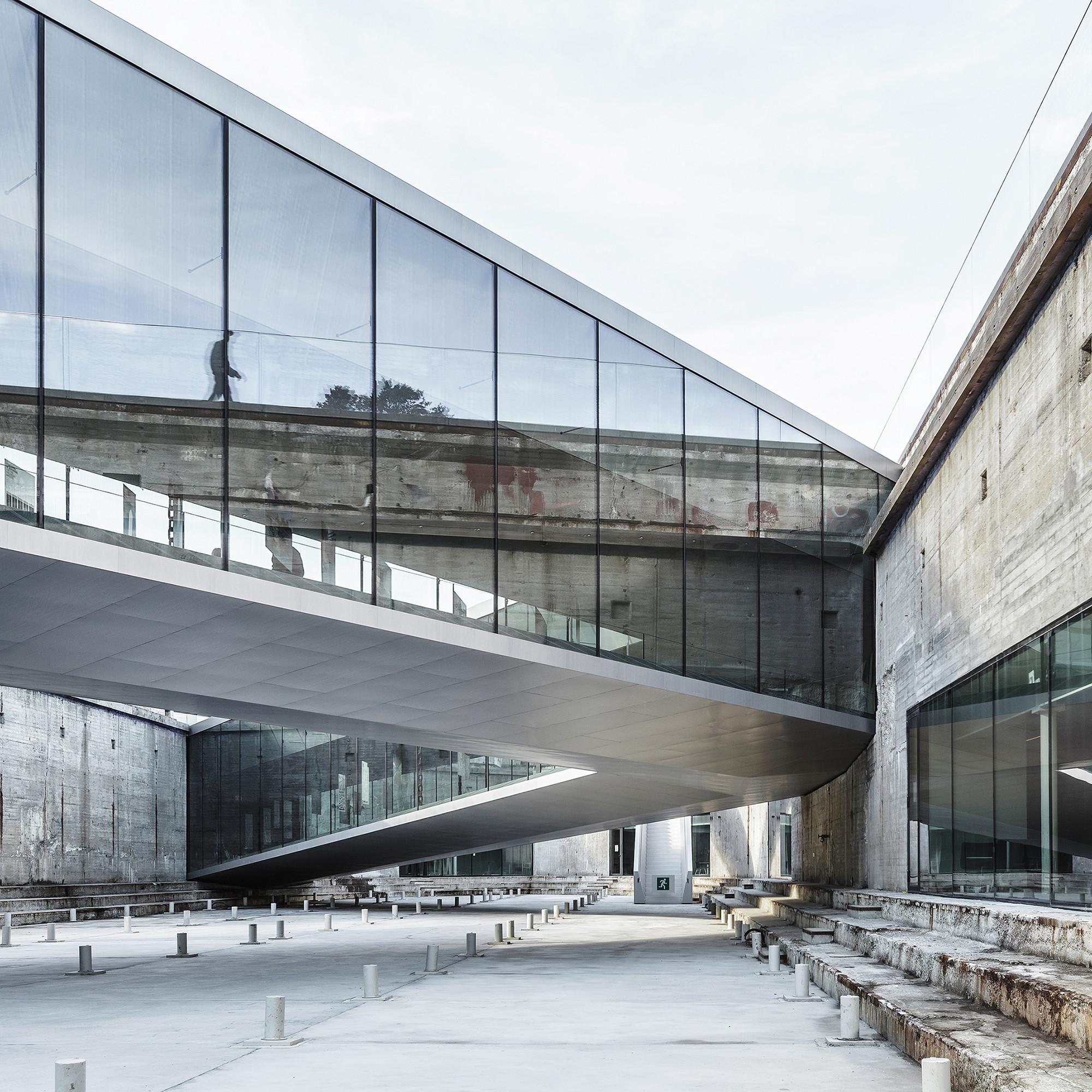 Danish Maritime Museum / BIG - Bjarke Ingels Group. Image © Rasmus Hjortshøj