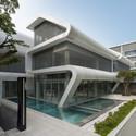 Oxley / LAUD Architects Inc. Image Courtesy of World Architecture Festival