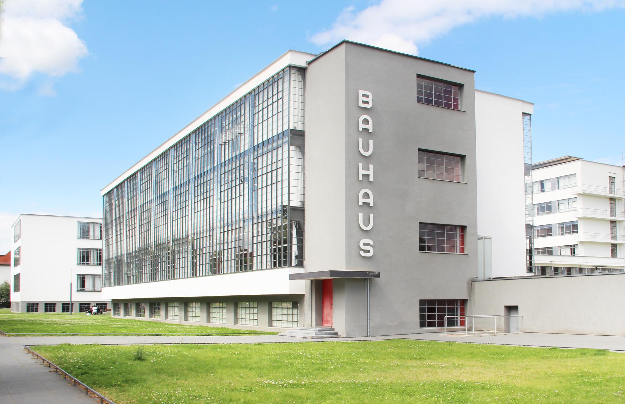 Architecture Bauhaus Of Gallery Of Ad Classics Dessau Bauhaus Walter Gropius 22
