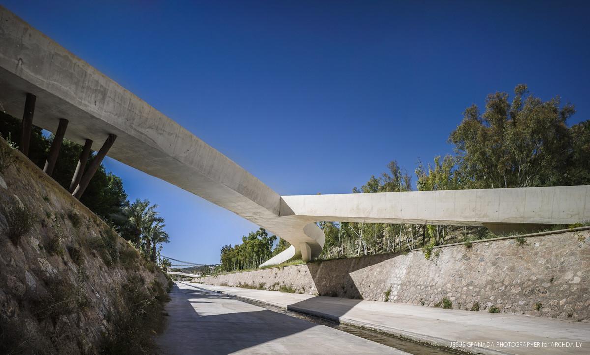Premio Ciudad y Paisaje: Valle Trenzado. Image © Jesus Granada