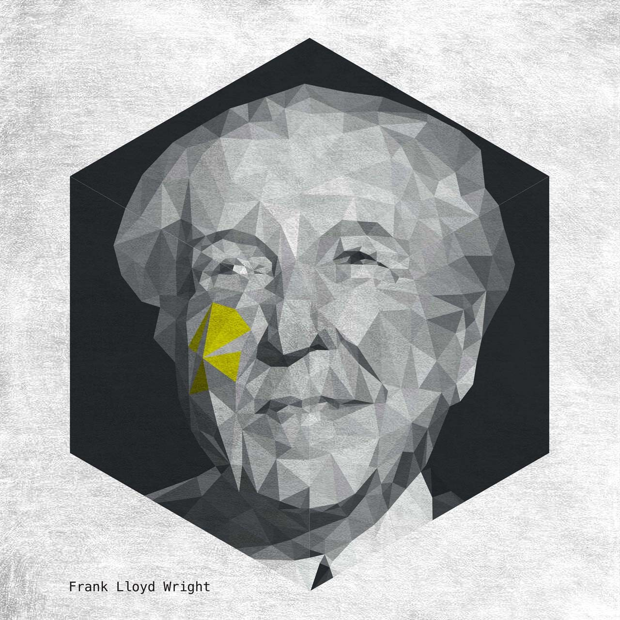 FRANK LLOYD WRIGHT. Image Courtesy of Yannick Martin