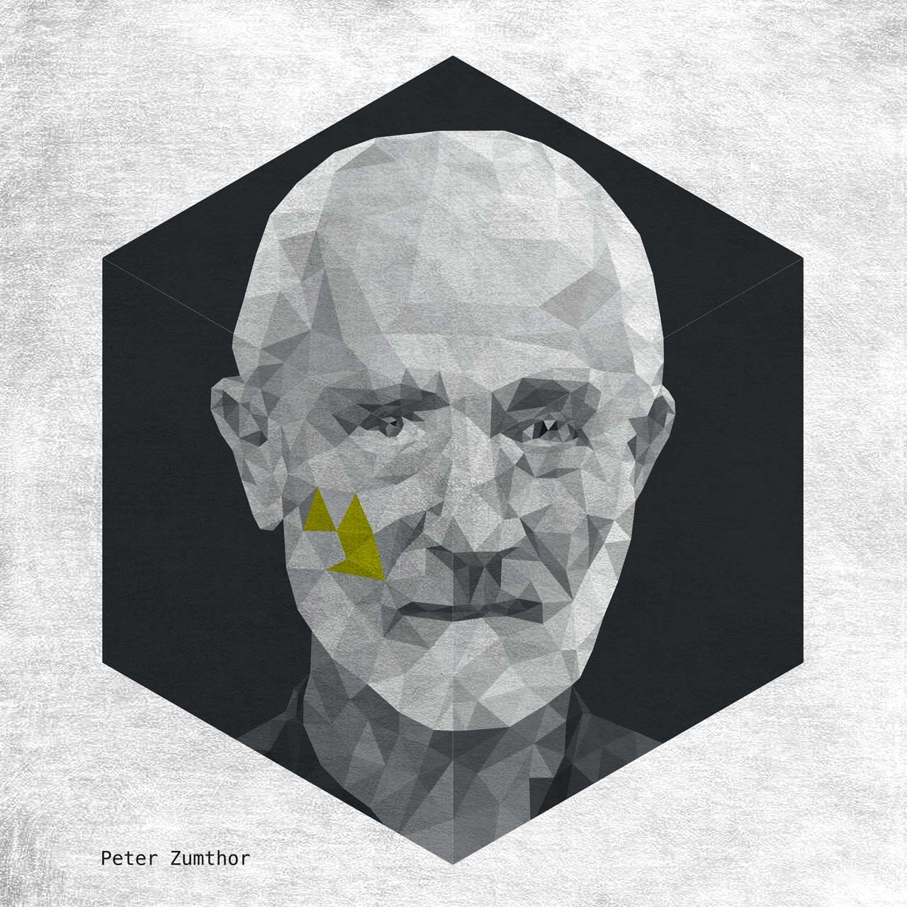 PETER ZUMTHOR. Image Courtesy of Yannick Martin