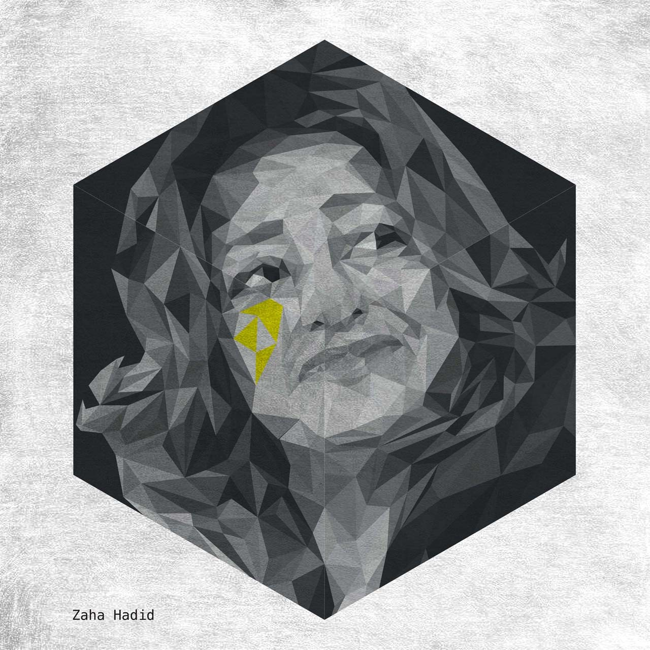 ZAHA HADID. Image Courtesy of Yannick Martin