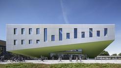 Hörsaalgebäude Osnabrück / Benthem Crouwel Architects