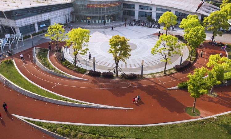 Parque deportivo Zhangmiao / Archi-Union Architects, Cortesía de Archi-Union Architects
