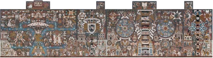 Fachada de Biblioteca Nacional. Image © Cortesía de Biblioteca Central UNAM. bibliotecacentral.unam.mx