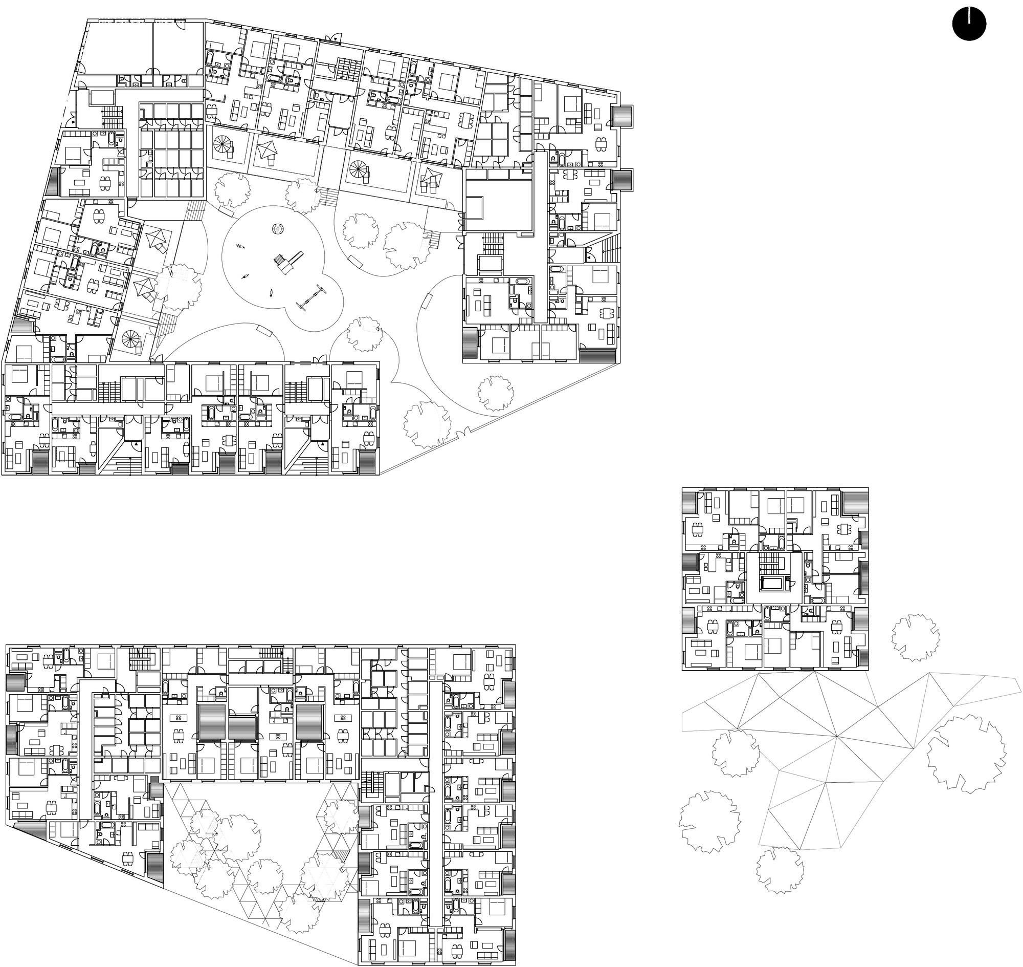 Gallery Of Residential Complex Nov Terasa Vallo
