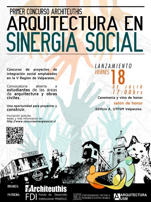 I Concurso Architeuthis: arquitectura en sinergia social