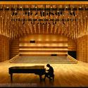 Education + Health Category: Interior Renovation Project of the Concert Hall of Tokyo National University of Fine Arts and Music/ Nikken Sekkei LTD. Image Courtesy of Jordan Lewis/INSIDE Festival