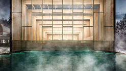 Primer Lugar  'Rebirth of the bath house' / Letonia