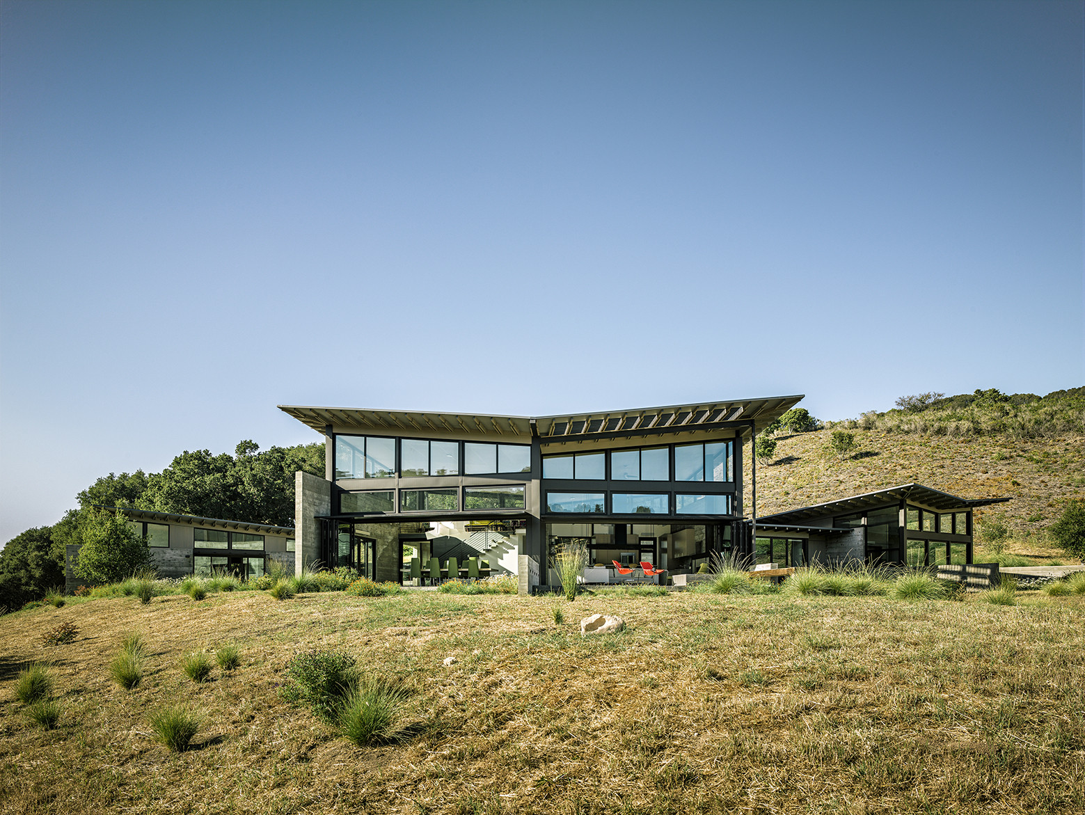 Butterfly House / Feldman Architecture, © Joe Fletcher Photography